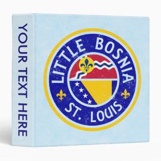 Little Bosnia St. Louis Binder