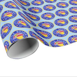 Little Bosnia St. Louis Gift Wrap