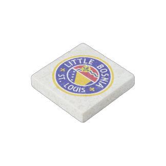 Little Bosnia St Louis Stone Magnet