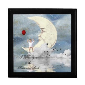 Little Boy and The Moon Gift Box