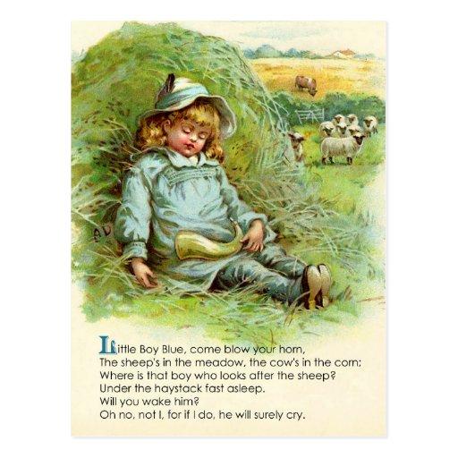 Nursery rhymes boy spank