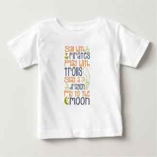 Little Boy Fairy Tale Shirt