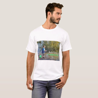 Little Boy Fishing Casting Out Fear Shirt