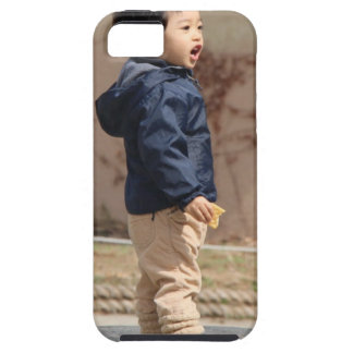 Little boy iPhone 5 cases