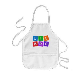 Little Bro apron – choose style & color