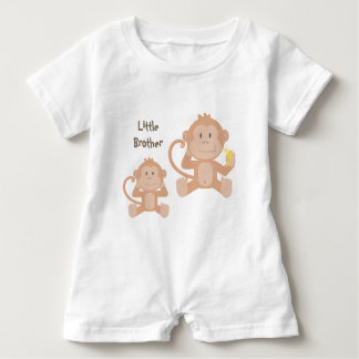 Little Brother Baby Romer Baby Romper