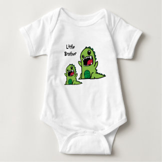 Little Brother Baby Vest Baby Bodysuit