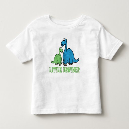 Little Brother Dino Shirt