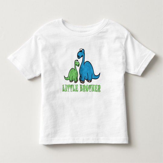 Little Brother Dino Toddler T-shirt
