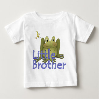 Little Brother Frog Baby T-Shirt