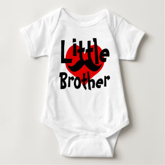 Little Brother Mustache T-shirt