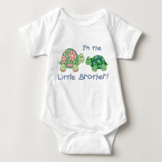 Little Brother (of a big sister) Turtle shirt