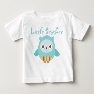 Little brother owl tee shirt