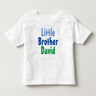 Little Brother T-Shirt Custom Name