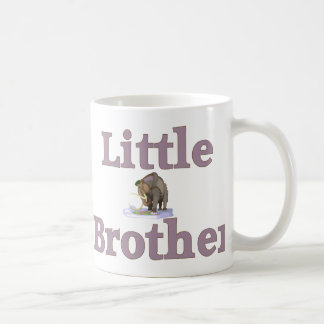 Little Brother Wooly Mammoth Coffee Mug