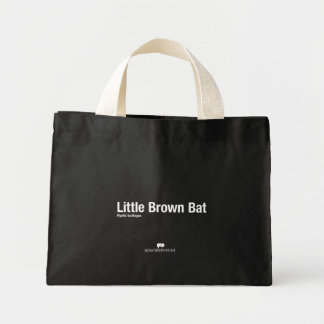 Little Brown Bat Tote