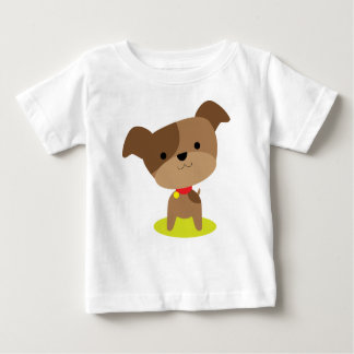 little brown pup baby T-Shirt