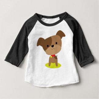 little brown pup baby T-Shirt