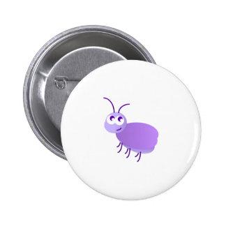 Little Bug 2 Inch Round Button