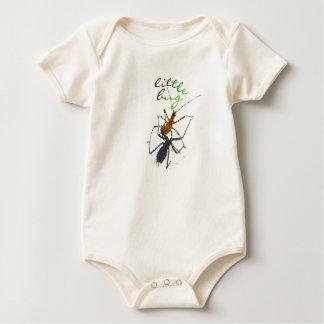 """""""Little Bug"""" Eco Baby Bodysuit"""