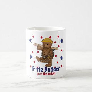Little Builder Like Daddy Coffee Mugs