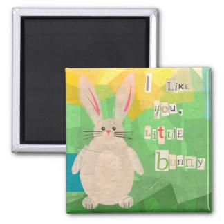 Little Bunny Magnet