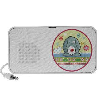 Little Bunny Laptop Speaker