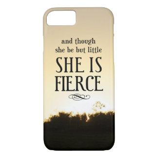 Little But Fierce, iPhone 7 Case