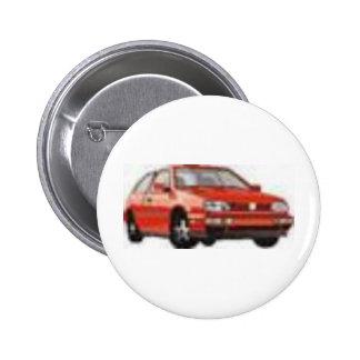 little car buttons
