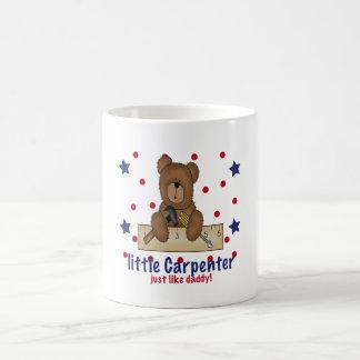 Little Carpenter Like Daddy Coffee Mugs