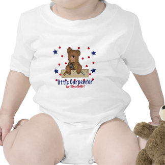 Little Carpenter Like Daddy T-shirt
