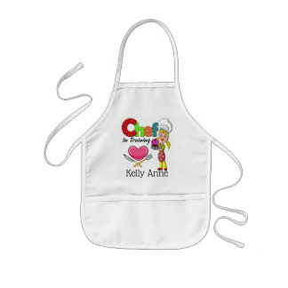 Little Chef in Training Apron