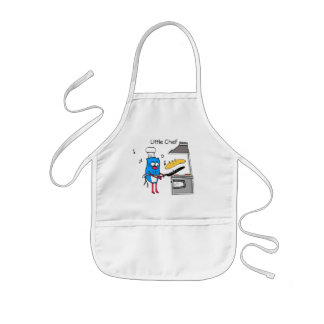 Little Chef Kids Apron