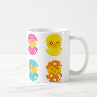 Little Chicken Hatching Egg Coffee Mug