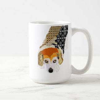 Little Chloe (Beagle) Art Mugs