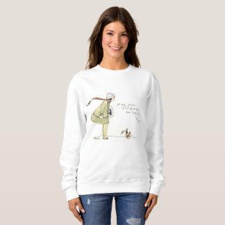 Little Christmas Bird Sweatshirt