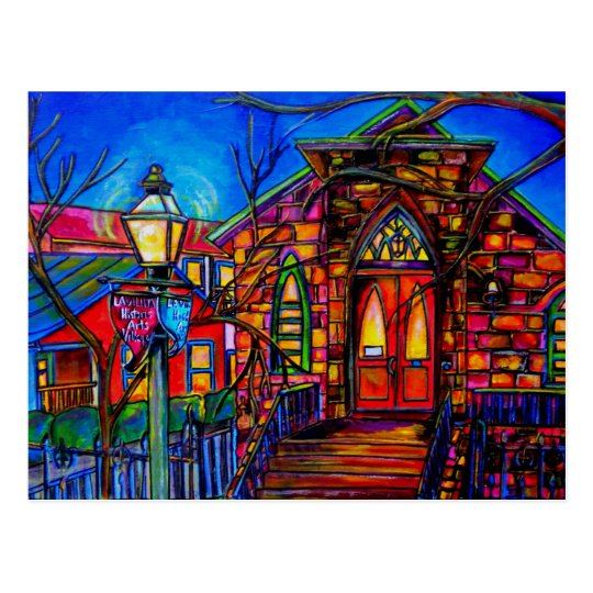 Little Church at La Villita Postcard