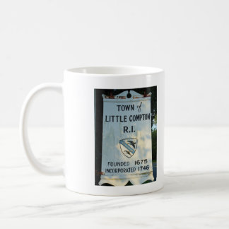 Little Compton, RI Coffee Mug