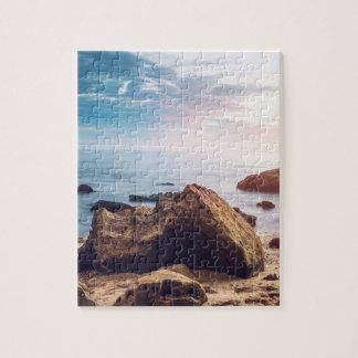 Little Corona Del Mar Beach Jigsaw Puzzle