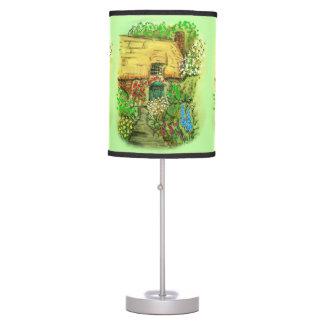 Little Country Cottage Desk Lamp