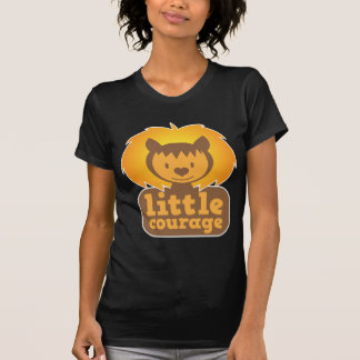 Little Courage - little lion boy T-Shirt