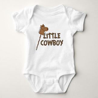 Little Cowboy Baby Boy Baby Bodysuit