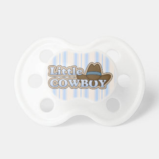 Little Cowboy BoogHead Baby Pacifier