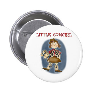 Little Cowgirl Pin