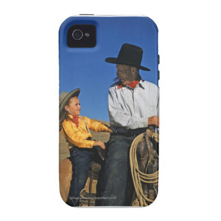 Little Cowgirl Vibe iPhone 4 Cases