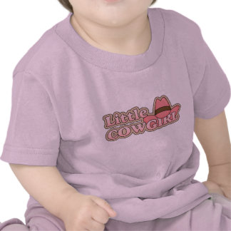 Little Cowgirl - Girls Western Tee Shirt