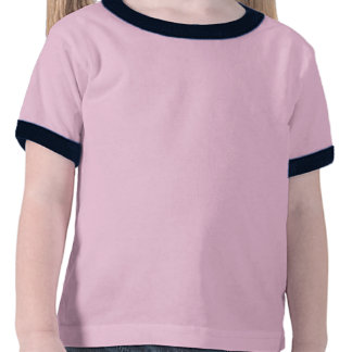 Little Cowgirl Hat - Girls Western Tee Shirts