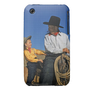 Little Cowgirl iPhone 3 Case-Mate Cases