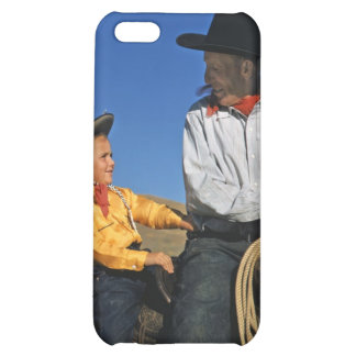 Little Cowgirl Case For iPhone 5C