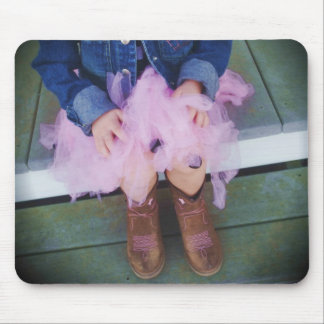 Little Cowgirl Mouse Pad